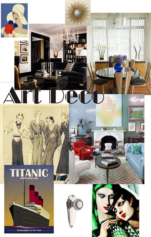 rdeco decoration style