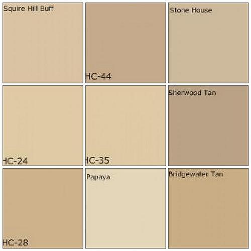 rdeco_beige paint chips