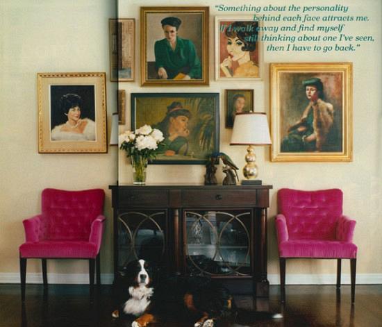 rdeco_portraits vintage living