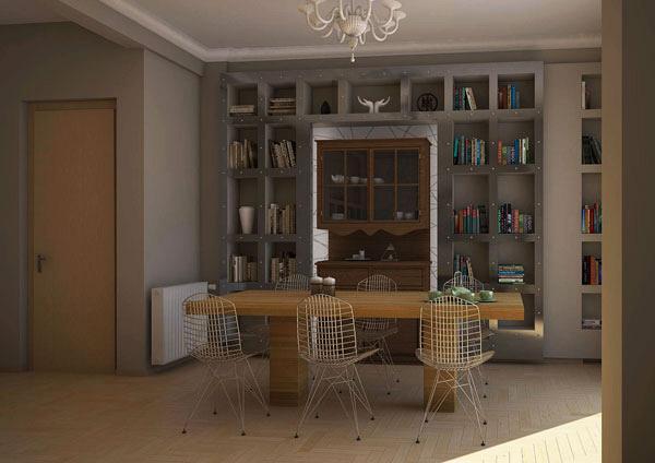 Αστικό διαμέρισμα| Κάραβελ