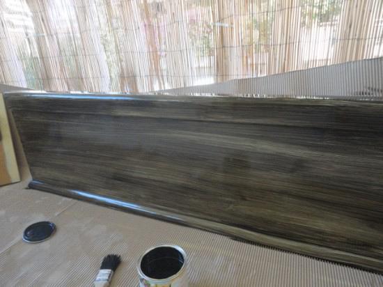 Τεχνοτροπία ξύλου. Polychromo