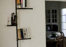 DIY: σκαλωσιά ή βιβλιοθήκη;
