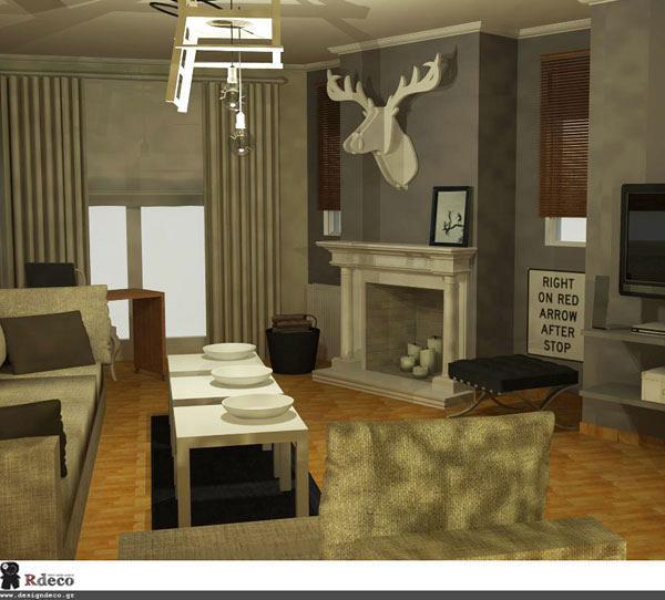 Διαμέρισμα στη Αθήνα
