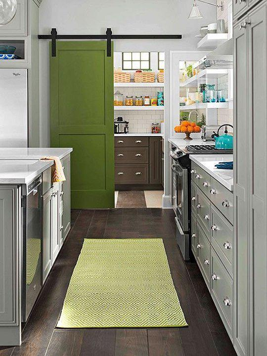 rdeco_kitchen in green colour
