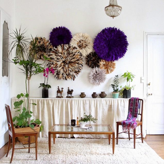 rdeco_Kronbali Juju Hat composition Nat & Purple