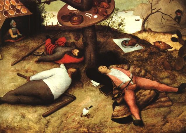 rdeco_Bruegel l'ancien-Le Pays de Cocagne