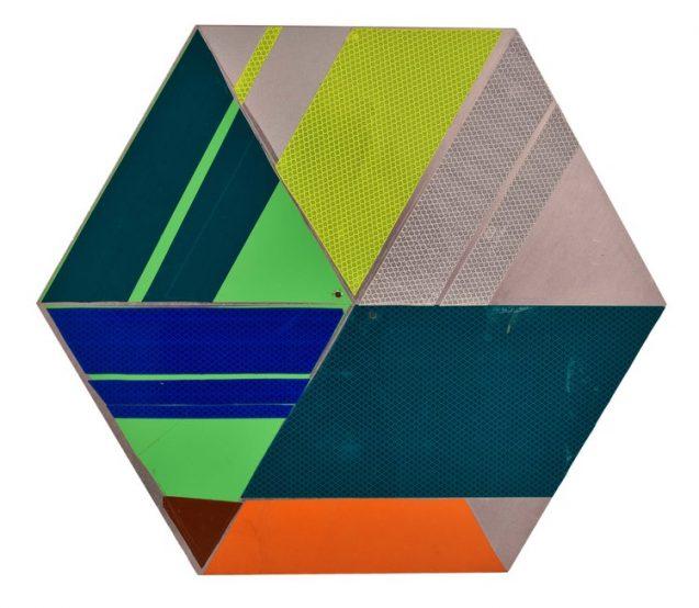 Κουζούπη Ασπασία Κυβικός μη-χώρος-Υβριδικό σήμα 50x43 Αλουμίνιο