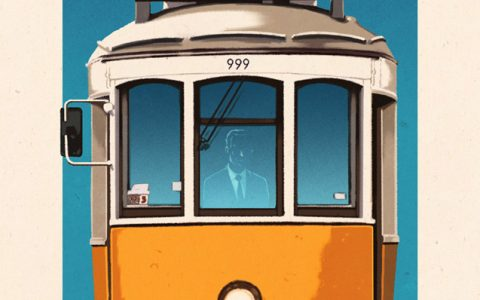 Lisbon tram - Travel with Rdeco