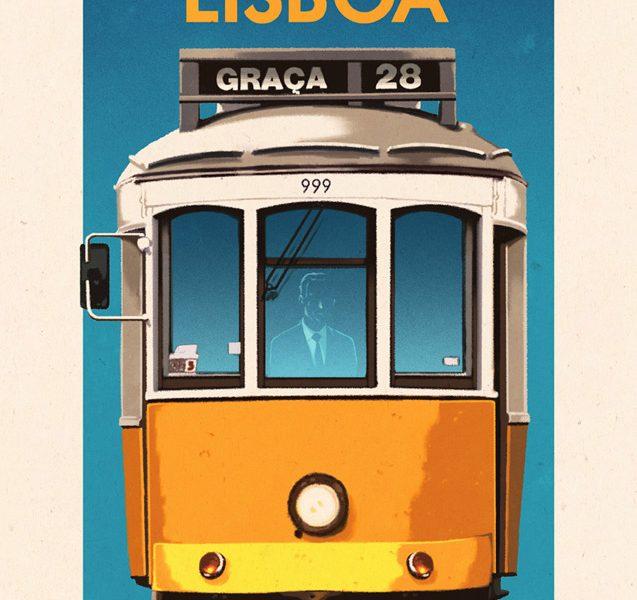 Lisbon tram - Travel with Rdeco