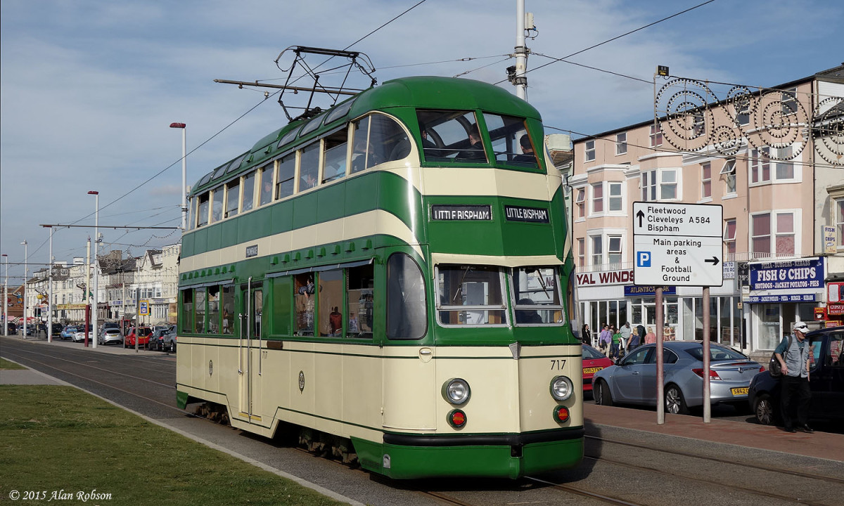 London tram - Travel with Rdeco