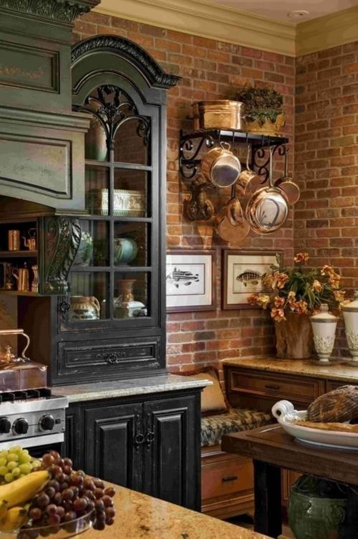 Rustic Kitchen Décor
