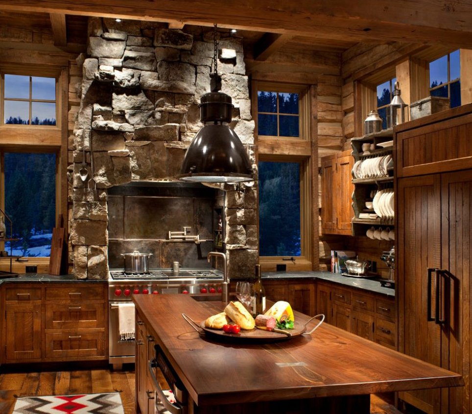 rdeco_rustic kitchen-ρουστίκ κουζίνα