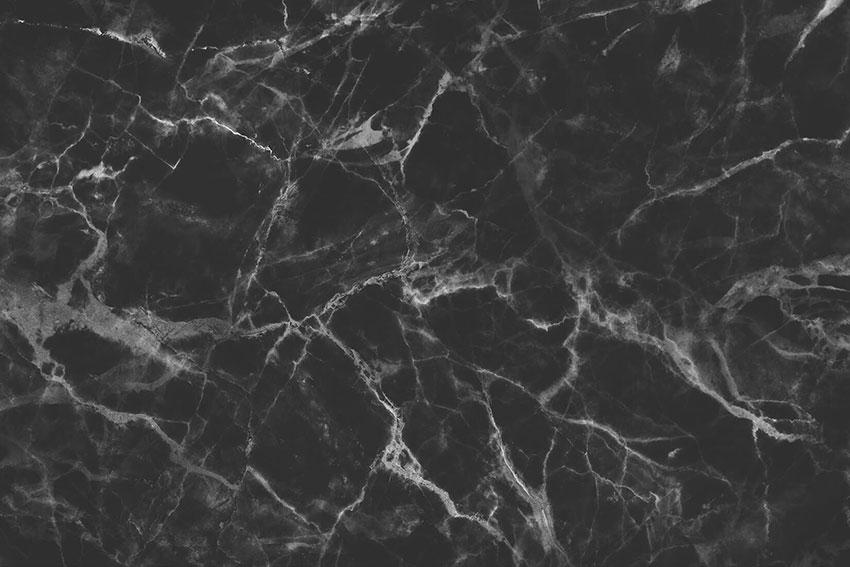 rdeco_black-marble-textures-plain-Η αρχιτεκτονική της κουζίνας