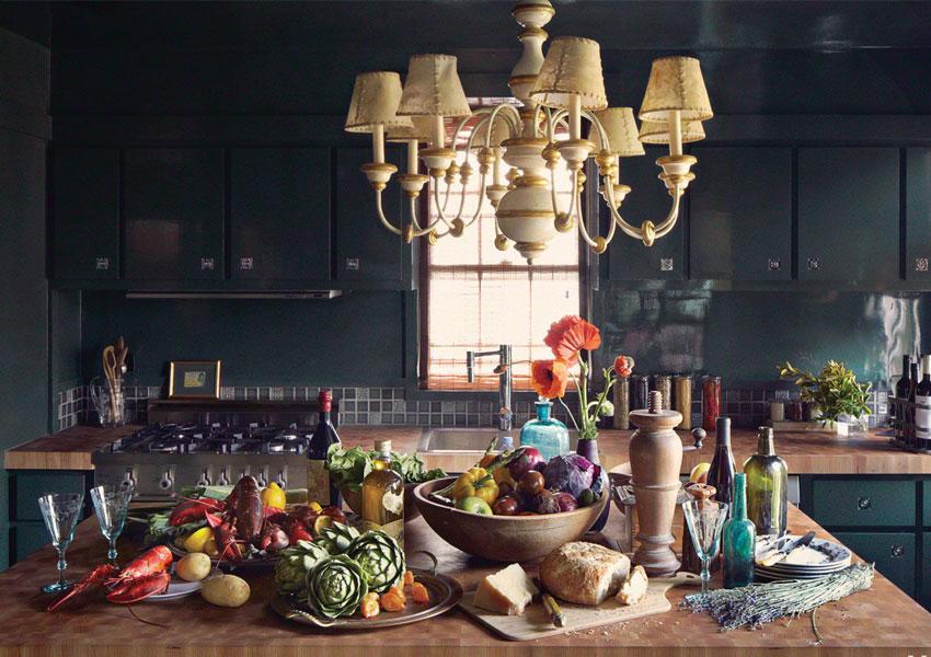 Η αρχιετεκτονική της κουζίνας
